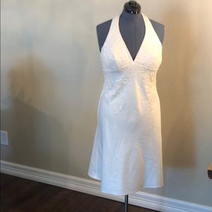 Short wedding dress 👗